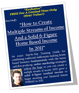 HBB2011Report265 Home Based Income   What it Really Takes To Make It Big in 2011