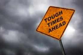 toughtimessign Why An MLM Home Business Is So Tough