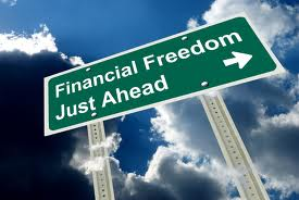 financialfreedomexitsign How to Expedite the Creating Wealth Process