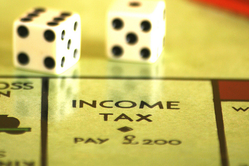 income tax  Creating Wealth   The Type Of Income Youre Making May Be Costing You The Most